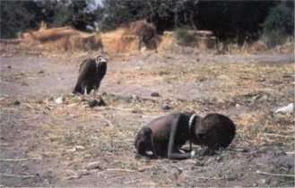 Child&Vulture - Kevin Carter